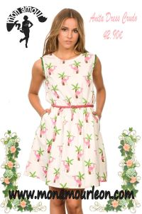 ANITA DRESS crudo