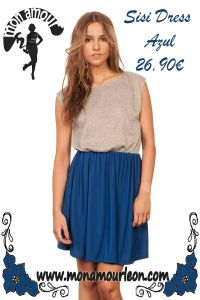 SISI DRESS azul
