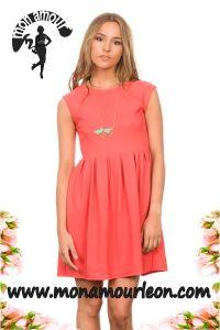 TITI DRESS rosa
