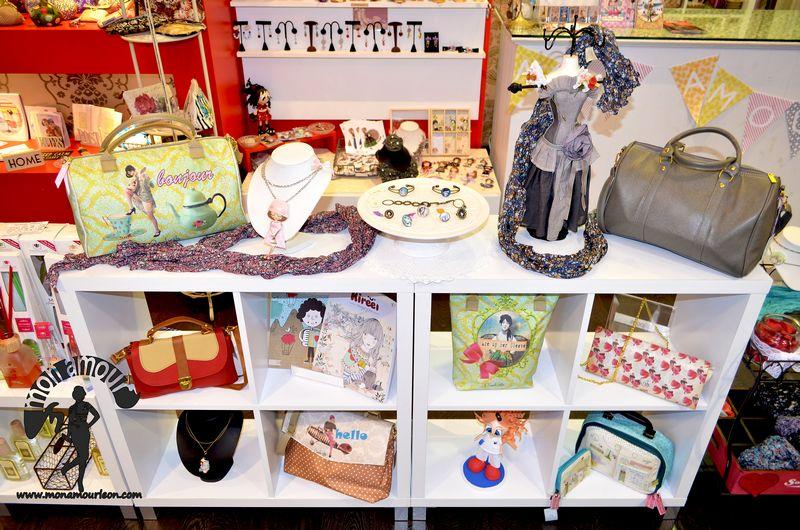Escaparates y tienda complementos hechos a mano le n for Hacer muebles online