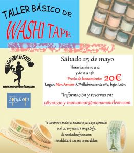 Curso Washi Tapes