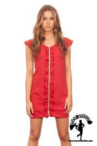 Garden Dress Rojo