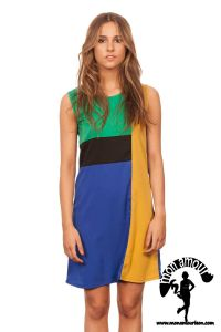 Pipi Dress multicolor