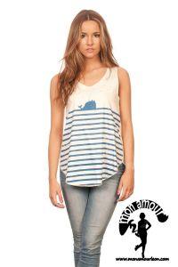Moby T-shirt crudo